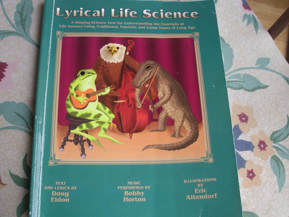 Lyrical Life Science Book Cover